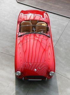 luxury, retro car