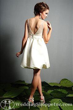 Bridal Gowns Eden 1405 Back Destination wedding