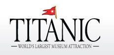 Titanic Museum, Pigeon Forge TN....Noah LOVED this place! He's such a little nerd!