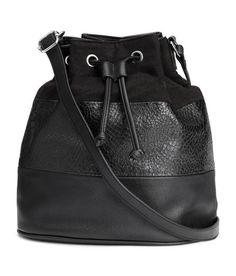 Bucket Bag | Black | Ladies | H&M US