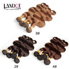 Find More Human Hair Extensions Information about Brazilian Body Wave Mixed Color 2 /Dark Brown /Color 4 Body  Weave Grade 7A Unprocessed 3 Bundles Brazilian Body Wave Human Hair,High Quality weave chair,China hair weave color chart Suppliers, Cheap hair extension weave from Landot Hair Products Co., Ltd. on Aliexpress.com