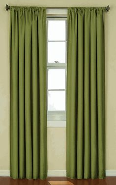 Eclipse Kendall Thermal back Tailored Curtains: Experience the darkness, silence and beauty of Eclipse curtains.