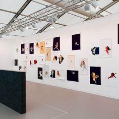 Pilar Corrias Gallery — at Frieze London London Art Fair, Frieze London, Photo Wall, Gallery, Frame, Home Decor, Picture Frame, Photograph, Decoration Home