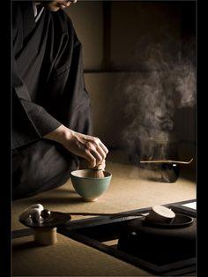 TEA Ceremony(茶道) by Takao Tsushima on Tea Ceremony Japan, Japanese Tea Ceremony, Tea Japan, Amazing Food Photography, Zen Style, Tea Culture, Brewing Tea, Matcha Green Tea, Tea Bowls