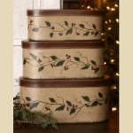 Hollyberry Nesting Boxes - Berry Vine