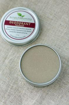 DIY Deodorant (NO BAKING SODA, easy, effective, non-toxic).  Excited to try, I can't use baking soda recipes!