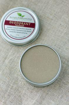 DIY Deodorant (NO BAKING SODA, easy, effective, non-toxic). This is a MUST MAKE recipe, friends! #DIY #Deodorant