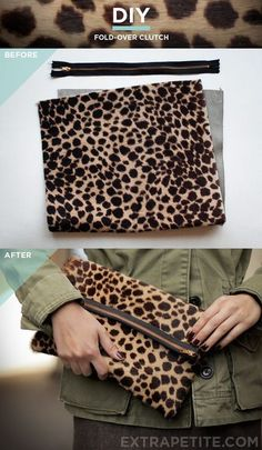 Top 5... DIY Clutches
