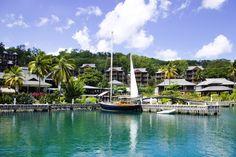 Capella Marigot Bay, St. Lucia—Castries, St Lucia. #Jetsetter