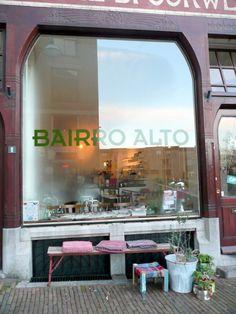Sweet coffee place in Nijmegen, Netherlands