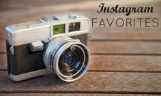 8 Instagram Favorites