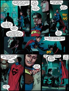 Superman Meets Titus And Batcow Superman X Batman, Superman And Lois Lane, Superman Family, Marvel Dc Comics, Dc Comics Funny, Best Superhero, Dc Comics Characters, Dc Memes, Batman Universe