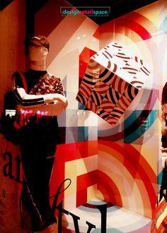 Brown Thomas, Art and Style, Shane O'Malley window design Social Art, Fashion Project, Window Design, Dublin, Fashion Brand, Graffiti, Windows, Style Inspiration, Luxury
