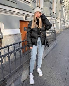 50 Stylish Fall Outfits for Women 2019 Uni Outfits, City Outfits, Casual Winter Outfits, Winter Fashion Outfits, Look Fashion, Trendy Outfits, Cold Winter Fashion, Cold Weather Outfits, Looks Street Style
