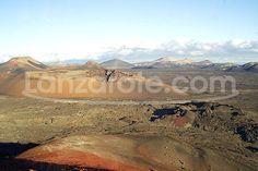 Parque Nacional de Timanfaya (Lanzarote - Canary Island)