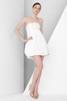 Live, Laugh, Love, SHOP!!!: I want a white dress....