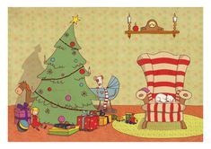 Disney Characters, Fictional Characters, Disney Princess, Christmas, Art, Ink, Yule, Xmas, Kunst