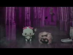 Do you think a vampire baby and werewolf baby can get along? #Vamplets #Video #Plush
