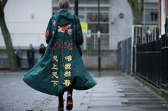 London Fashion Week Men's FW17: Street Style | Highsnobiety