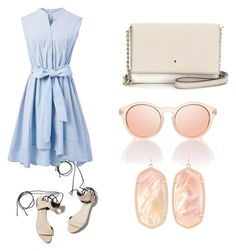 """v"" by natalie20927 on Polyvore featuring 3.1 Phillip Lim, Kate Spade, Chicwish and Kendra Scott"