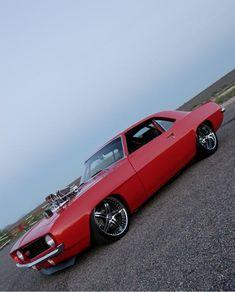 69' Camaro Custom