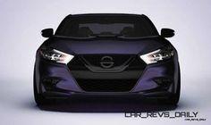 2016 Nissan Maxima info at www.car-revs-daily.com