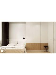 Sypialnia styl Minimalistyczny - zdjęcie od KAEEL.GROUP   ARCHITEKCI
