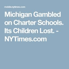education policy in michigan Education policy programs examine educational theory, research and leadership principles in k-12 schools as well as colleges and universities these are the top schools for graduate programs in.