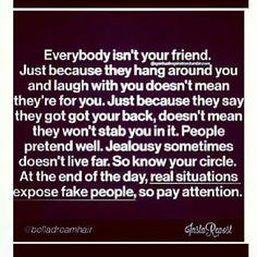Fake friends #friendships