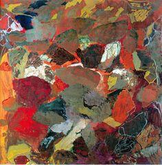 Per Kirkeby (born 1938, in Copenhagen) is a Danish painter, poet, film maker and sculptor. #danish_art