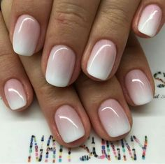 Semi-permanent varnish, false nails, patches: which manicure to choose? - My Nails Wedding Day Nails, Bridal Nails, Cute Nails, Pretty Nails, Hair And Nails, My Nails, Nagellack Trends, Dipped Nails, Nagel Gel