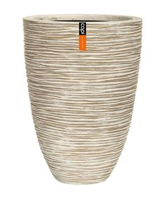 Capi Nature Rib Vase - ivoor E44,95