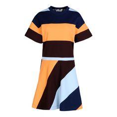 MSGM striped dress <3