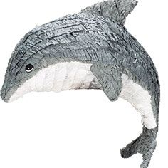 Dolphin pinata!