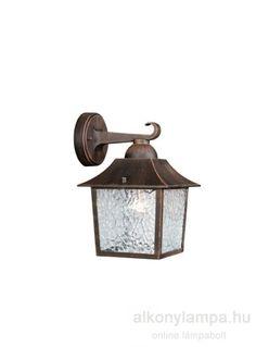 DEBRECEN - kültéri fali lámpa - MASSIVE 15451/86/10 Outdoor Lighting, Light Fixtures, Sconces, Wall Lights, Home Decor, Chandeliers, Appliques, Decoration Home, Room Decor
