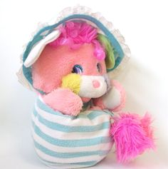 "OMG, POPPPPLESSS! I LOVED them! I think there was even a show on TV... #retro #90s #toys I can't believe I hashtagged this as ""retro"" -- I am WAY old... Repinned from H.M.: Popple by RetroClassics on Etsy"