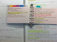 study-in:  Was updating notes for linguistics yesterday to study for a quiz // now the quiz is over I'll update them again