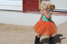 I love this Tutu. For only $30, I'm so going to get this to go with my little girls cowgirl boots.