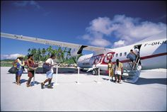 Air Tahiti inter-island transportation for The Islands of Tahiti ©Philippe Bacchet Air Tahiti, Domestic Airlines, French Polynesia, Airplanes, Islands, Transportation, Fair Grounds, Travel, Planes