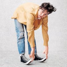 Cole Sprouse for converse