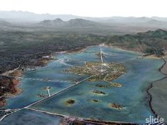 In less than 200 years, [Tenochtitlan] evolved from a small settlement on an island in the western swamps of Lake Texcoco into the powerful political, economic, and religious center of the greatest empire of Precolumbian Mexico. Maya, Capital City, Aztec Empire, Aztec Ruins, Aztec Culture, Fantasy City, México City, Conquistador, Ancient History
