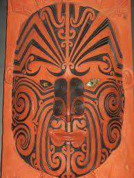 Výsledek obrázku pro maori mask