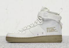 68d8872fe  sneakers  news Nike SF-AF1 Mid In Ivory And Neutral Olive Releases Next