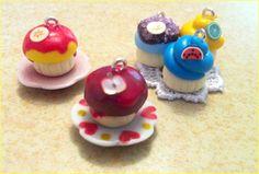 Charm cupcake n.2