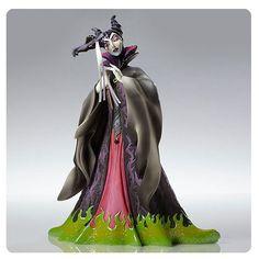 Disney Showcase Maleficent Masquerade Statue - Enesco - Sleeping Beauty - Statues at Entertainment Earth
