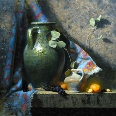 Just came across Jeff Legg's fantastic still life paintings. Seeing them made my heart sing. I already live still life as an art form, but I...