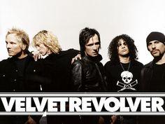Velvet Revolver. LOVE