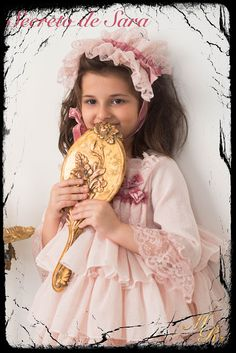 #Ropa #infantil de #niña y #niño. Todo disponible en nuestra tienda online http://www.trendingross.com/marcas/moda-infantil/la-marquesita-real.html