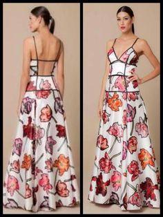 Stunning Dresses, Pretty Dresses, Fashion Illustration Dresses, Evening Dresses, Summer Dresses, Sculptural Fashion, Dress Sewing Patterns, Classy Outfits, Pattern Fashion