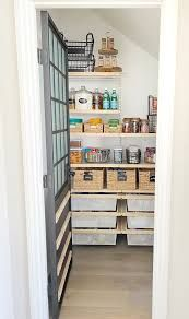 home edit under stairs pantry - Google Search